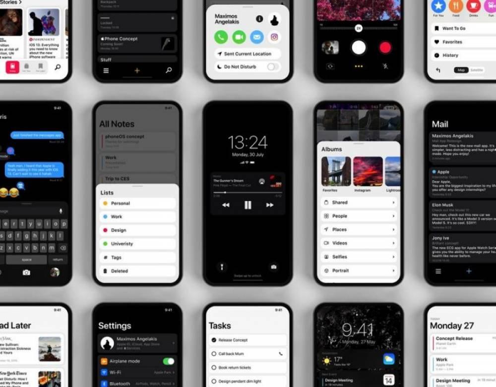 iOS 13 hangi cihazlara gelecek?