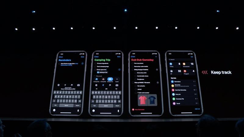 iOS Anımsatıcılar