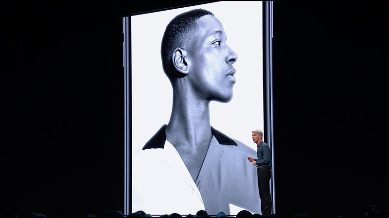 Apple Yeni Portre Modu