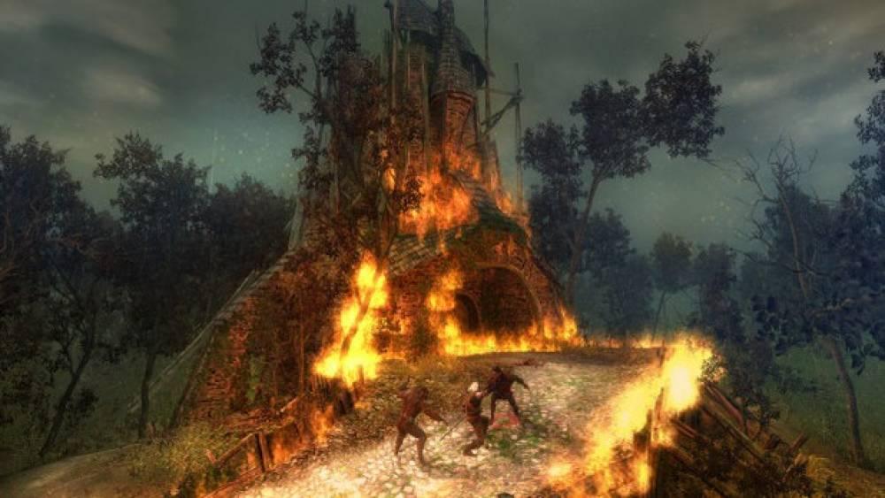 Witcher: Enhanced Edition artık GOG-Store'da ücretsiz olarak sunuluyor.