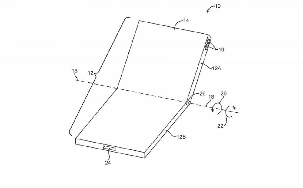Apple'dan yeni patent hamlesi!
