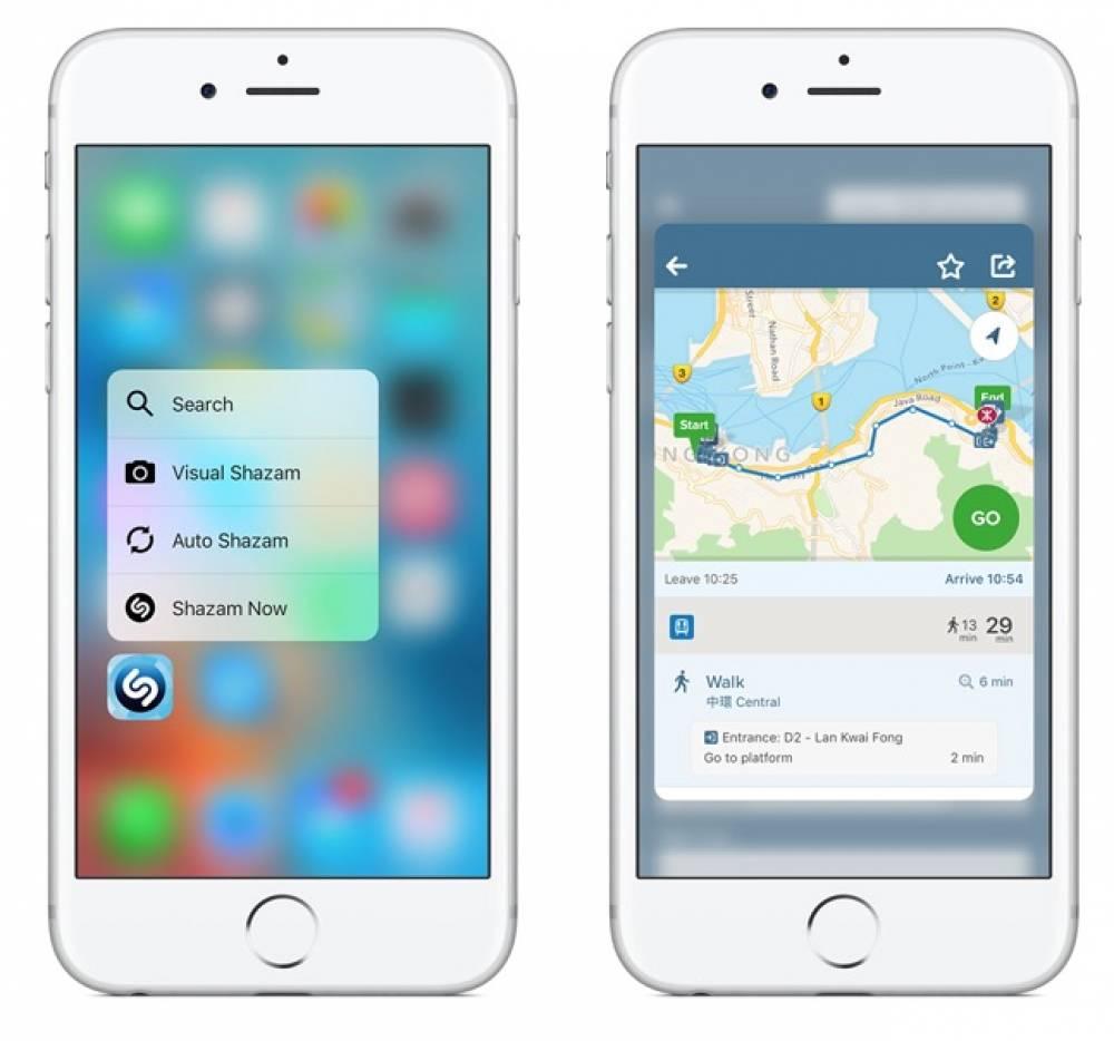 Apple: 3D Touch kaldırılabilir